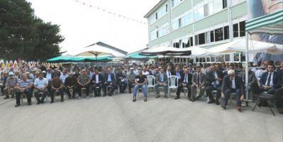 Amasya Şeker Fabrikası'nda 66. Pancar Alım Kampanyası Başladı