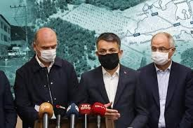 Bursa'da selden etkilenen köylere 2 milyon lira hibe desteği