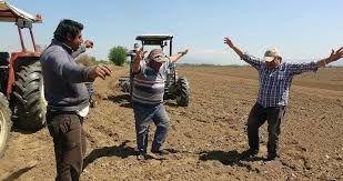 Çiftçi 16 Ekim Dünya Gıda Gününde traktörüyle etkinlik yapacak!