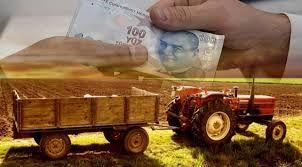 Çiftçiye 1 milyar 469 milyon lira tarımsal destek ödemesi