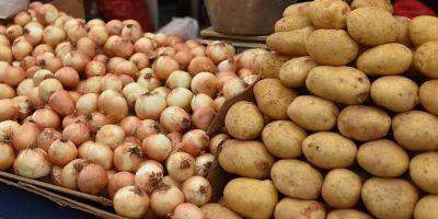 Depolardaki patates ve soğanı TMO alacak