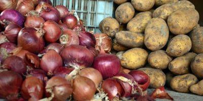 Kuru soğan ve patates, ihracı yasak ve ön izne bağlı ürünler listesine eklendi