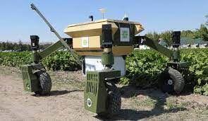 Pancar tarımında dünyada bir ilk! Tarım robotu çiftçiyi anlık bilgilendirecek!