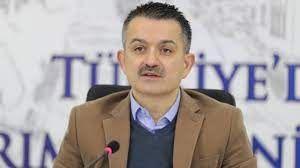 Tarım Bakanından destek ödemesi açıklaması: 55 milyon lira çiftçinin hesabına yatırılacak!